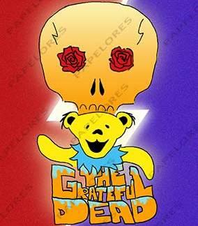 grateful bear