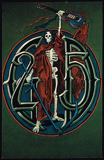 25 Years (Postcard)