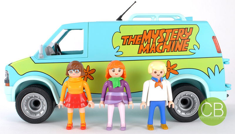 playmobil The Mystery Machine