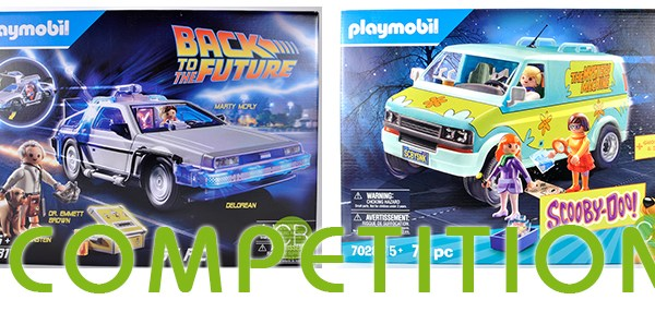 Competition: Playmobil