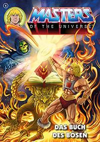 Standard Version - Das Buch des Bösen – Masters of the Universe