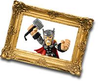 Marvel Shuperhero Thor