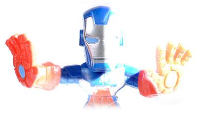 MARVEL SUPERHERO MASHERS MICRO - Iron Patriot
