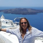 Memories of Santorini Greece