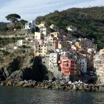Memories of Cinque Terre Italy