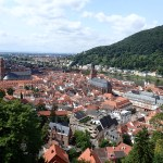 Memories of Heidelberg Germany