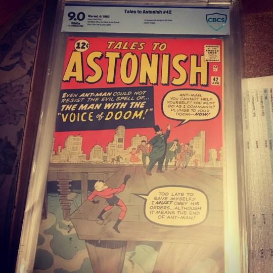Tales To Astonish #42 CBCS 9.0