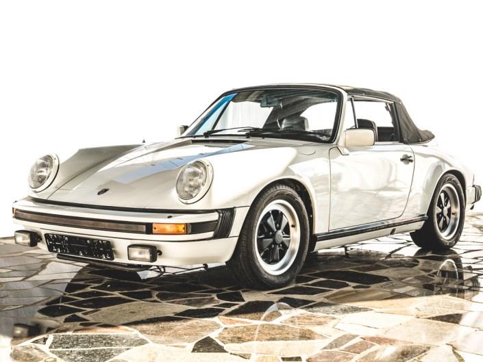 Porsche 911 SC Cabrio - 1983