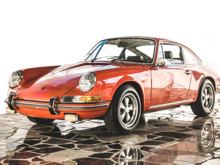 Porsche 911 T 2.0 - 1969 - B series