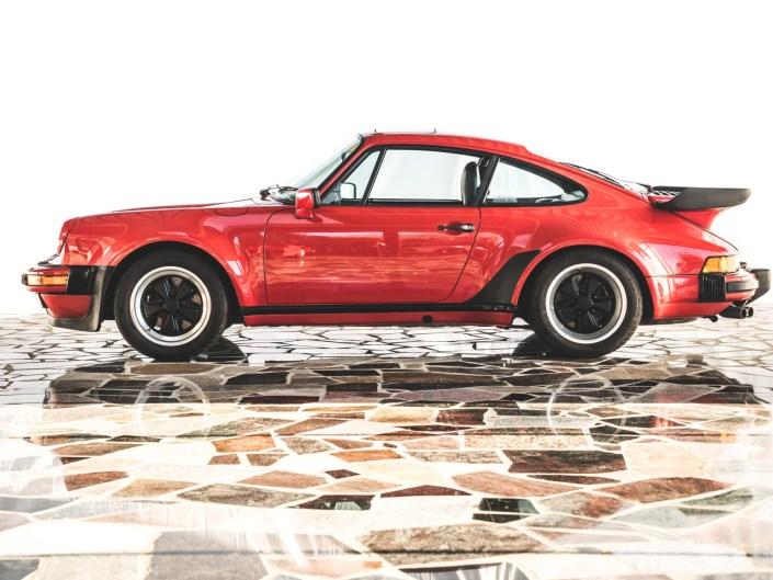 Porsche 930 Turbo - 1986