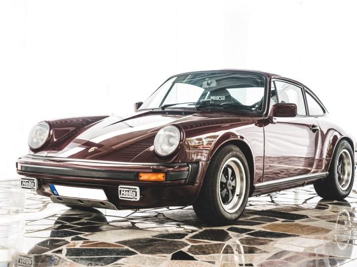 Porsche 911 SC - 1983