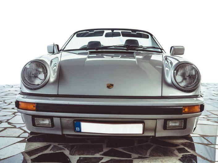 Porsche 911 EU speedster 1989