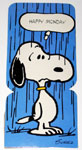 Snoopy Tent Card