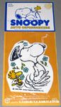 Snoopy & Woodstock Dancing Auto Air Freshener