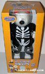 Hip Swinging Snoopy as Skeleton