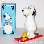 Snoopy's Ski Team Bubble Bath