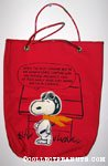 Snoopy Flying Ace Tote Bag