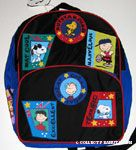 Peanuts Character Patches