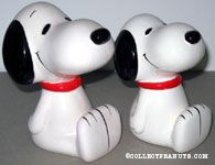 Smiling Snoopy