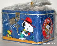 Snoopy and Woodstock Gardening bank