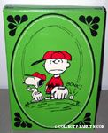 Charlie Brown wash mitt Box