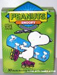 Snoopy In-line Skating