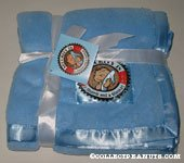 Linus Blue Security Blanket