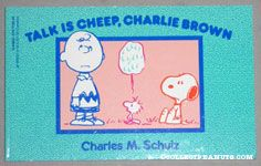 Talk is Cheep, Charlie Brown