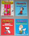 Peanuts Trace and Color