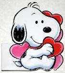 Snoopy's Valentine