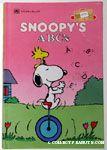 Snoopy's ABC's