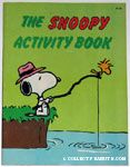 Peanuts & Snoopy Kids' Activity Books