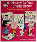 Peanuts & Snoopy Kids' Coloring Books