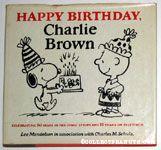 Peanuts & Snoopy Anniversary Books