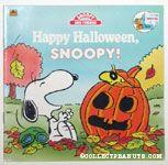 Happy Halloween, Snoopy!