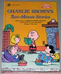 Charlie Brown's Two-Minute Stories
