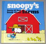 Snoopy's Facts & Fun Book About Farms