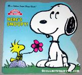 Here's Snoopy