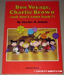 Bon Voyage, Charlie Brown Books