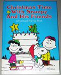 Christmas Time with Snoopy & His Friends Pop-up Book