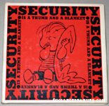 Security is a Thumb and a Blanket