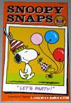 Snoopy Snaps - Let's Party