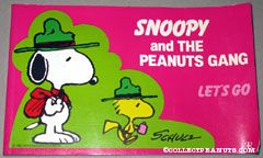 Snoopy & the Peanuts Gang - Let's Go