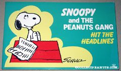 Snoopy & the Peanuts Gang - Hit the Headlines