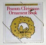 Peanuts Christmas Ornament Book