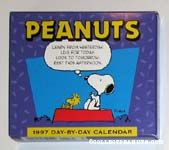 Peanuts 1997 Day-by-Day Calendar