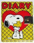Snoopy hugging Woodstock by Heart Diary