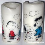 Peanuts & Snoopy Candles