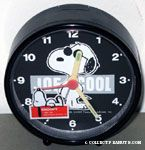Joe Cool standing Alarm Clock