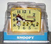 Snoopy & Beaglescouts Alarm Clock